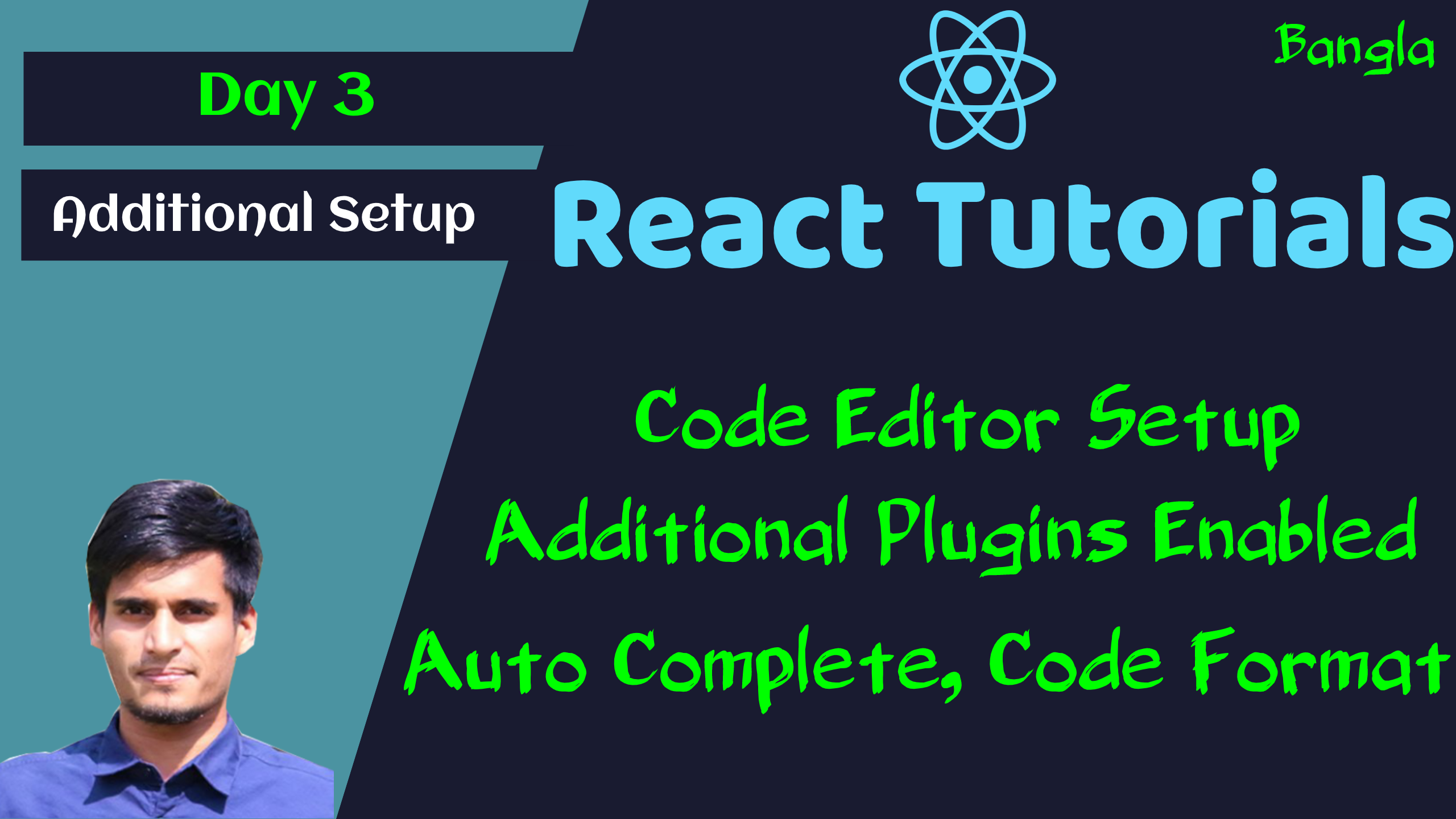 #3 Enable Additional Plugins for Better React Development - React Basic to Pro Series