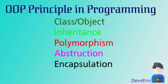 Object Oriented Programming (OOP) Concept with Coding Example and Simplicity