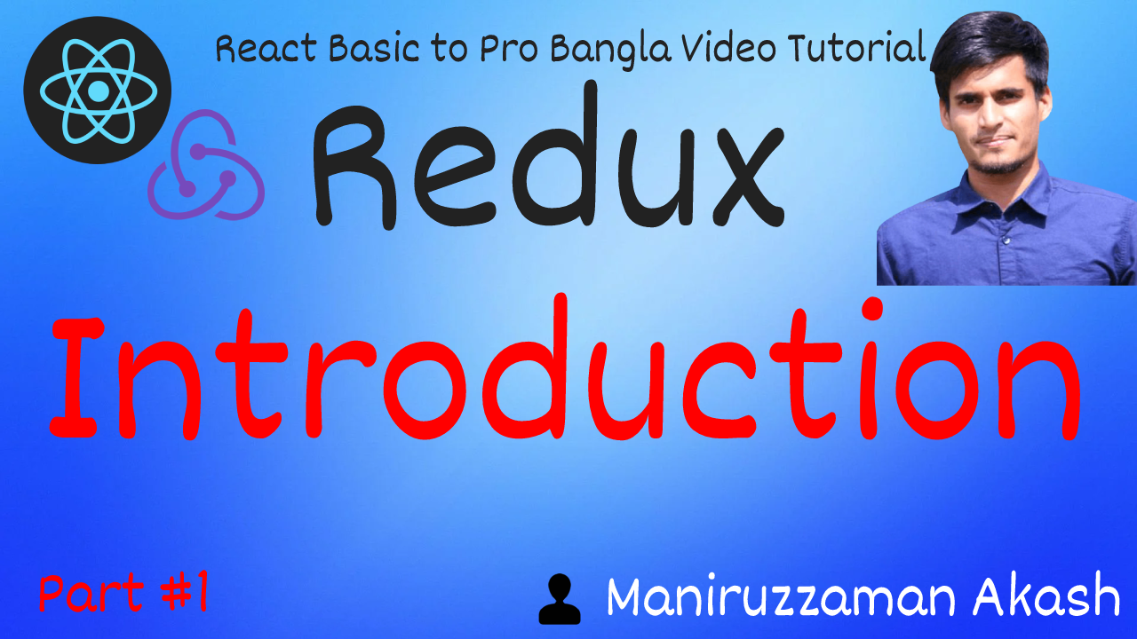 Redux JS Introduction - What, Why and How to start